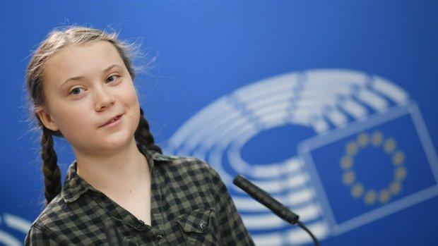 Fans maken lettertype van Greta Thunberg's handschrift