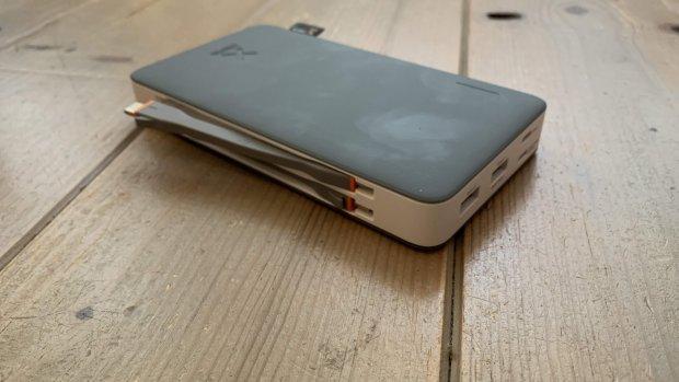Review: Powerbank voor je laptop, de Xtorm XB3 USB-C