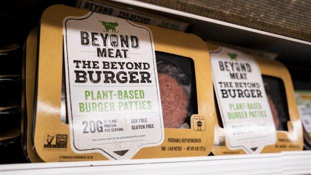 McDonald's start test met burgers van Beyond Meat: koers schiet omhoog