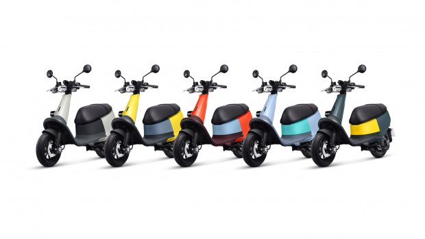Gogoro lanceert goedkopere e-scooter
