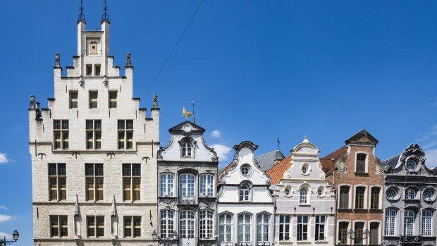Onverwachte bestemming: art nouveau in Mechelen