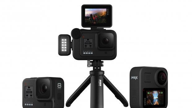 GoPro lanceert twee nieuwe actiecamera's