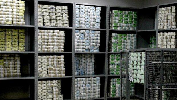 Duitse banken houden meer cash aan om boeterente te ontlopen
