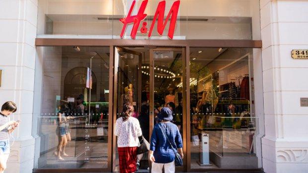 H&M hoeft minder korting te geven: winst stijgt fors