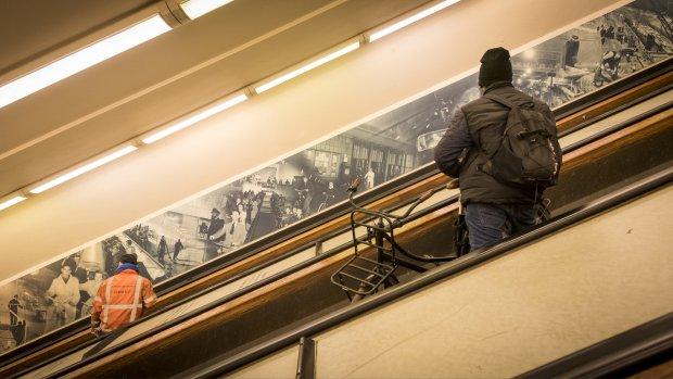 Maastunnel heropend: meer dan een oversteek van Noord naar Zuid
