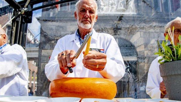 Heffingen VS treffen Nederlandse kaas voor 39 miljoen euro