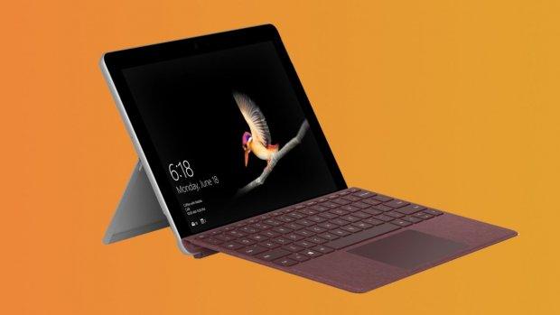 Bright Stuff: Microsoft Surface Go