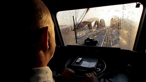 NS start proef met zelfrijdende trein op Hanzelijn