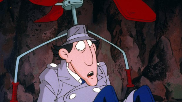 Disney komt met nieuwe film over Inspector Gadget