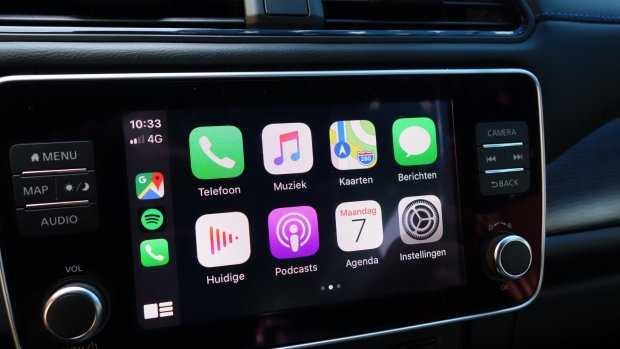 Getest: Apple Carplay in iOS 13