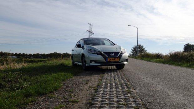 Duurtest Nissan Leaf e+: weer een grotere accu