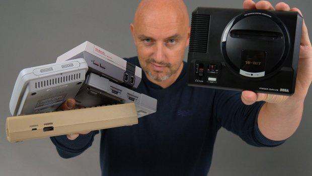 Review: Sega verslaat Nintendo met nieuwe mini-console