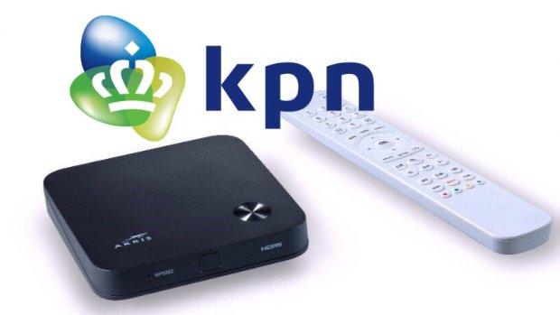 KPN levert nieuwe 4K-ontvanger aan tv-klanten