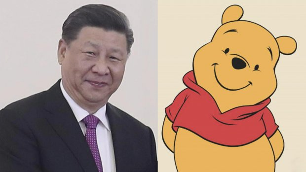 China blokkeert PewDiePie na grapjes over Winnie de Pooh