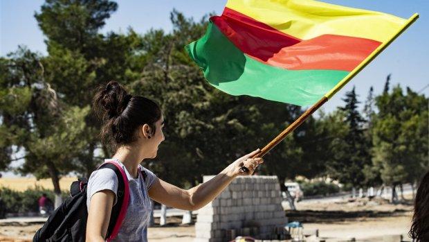 Koerdische Nederlanders bezorgd om familie in Syrië: 'Ze kunnen geen kant op'