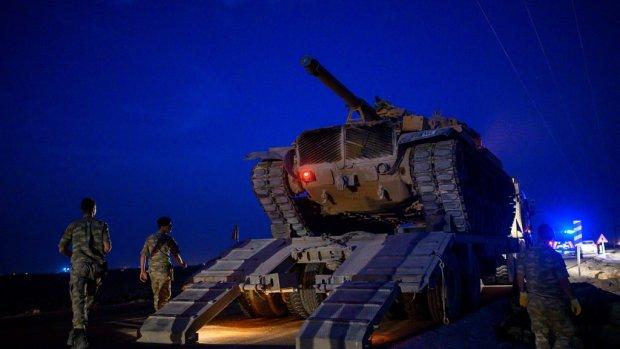 Kamer wil sancties tegen Turkije vanwege inval Syrië