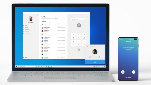 Windows 10 kan binnenkort bellen via Android-telefoons