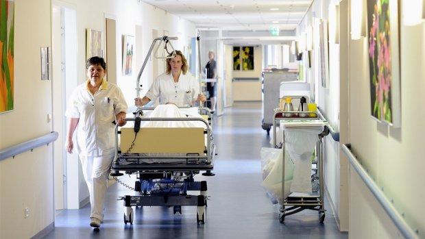 Na maanden actie: personeel ziekenhuis krijgt 8 procent meer loon