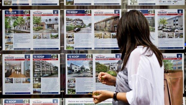 Kabinet gaat pandjesbazen niet weren van woningmarkt