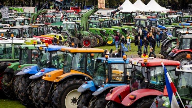 Zo werd razendsnel het boerenprotest georganiseerd