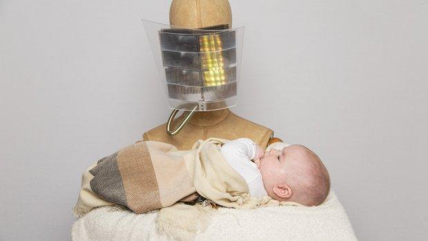 Dutch Design Week: de oppas is een robot