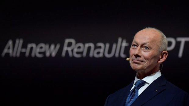 Renault schuift ceo Thierry Bolloré per direct aan de kant