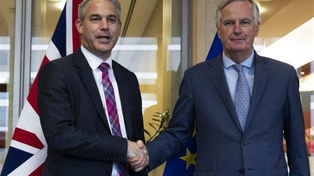 Optimisme terug na brexitontbijt: 'Deal is mogelijk'