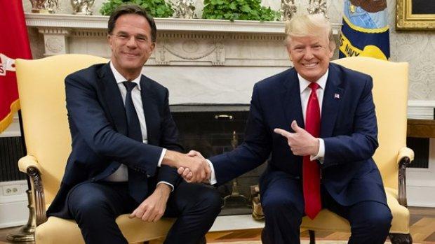 De bekoelde relatie tussen Nederland en de Verenigde Staten