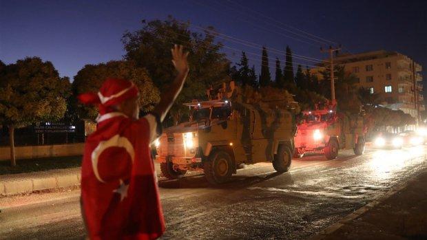 Ook Frankrijk stopt met wapens leveren aan Turkije