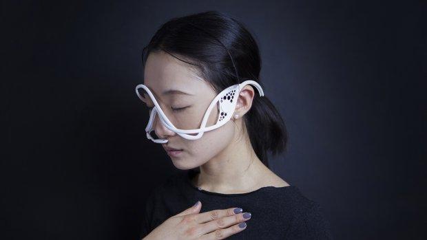 Dutch Design Week: Masker dat seks ademt