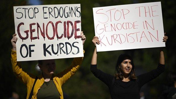 EU-ministers bespreken maatregelen tegen Turkije