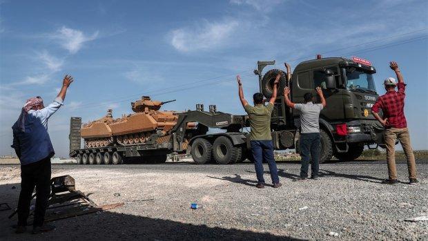 Alle EU-landen schorten wapenleveranties aan Turkije op