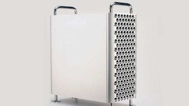 Met deze kast ziet je pc eruit als een Mac Pro