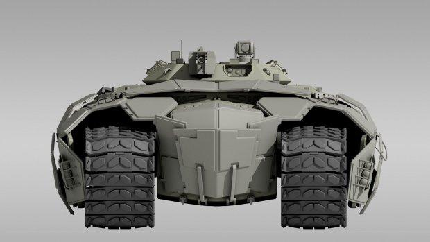Pick-uptruck Tesla 'lijkt op futuristisch pantservoertuig'