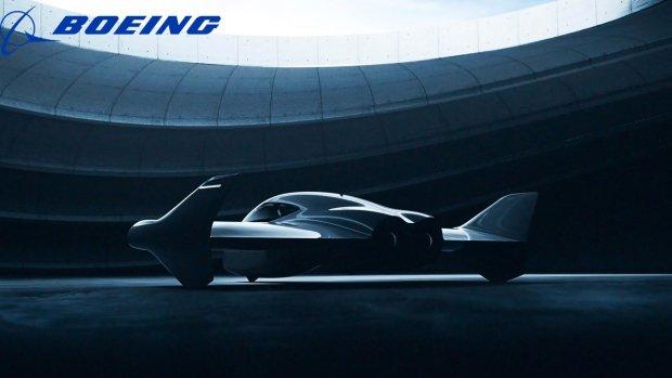 Porsche werkt met Boeing aan elektrische vliegende auto's