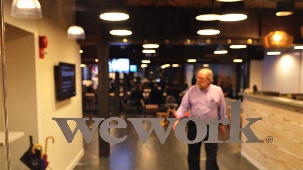 'Softbank stopt geld in WeWork en krijgt controle over bedrijf'