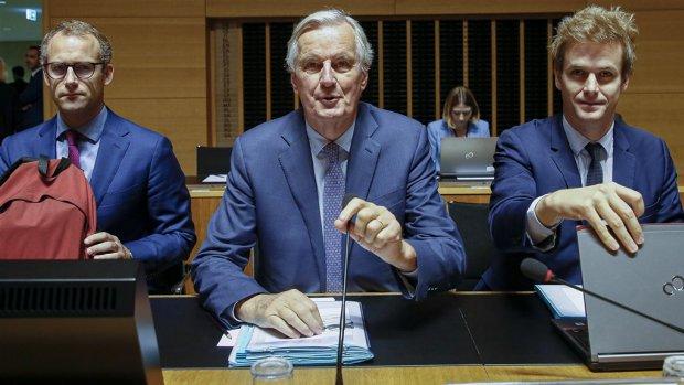 Barnier wil vanavond of morgenochtend duidelijkheid over brexit