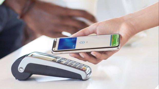 Apple Pay nu ook bij ABN Amro beschikbaar