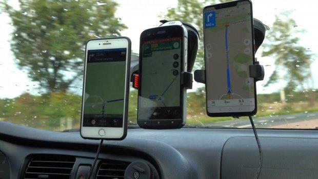 Test: Welke gratis navigatie-app is de beste?