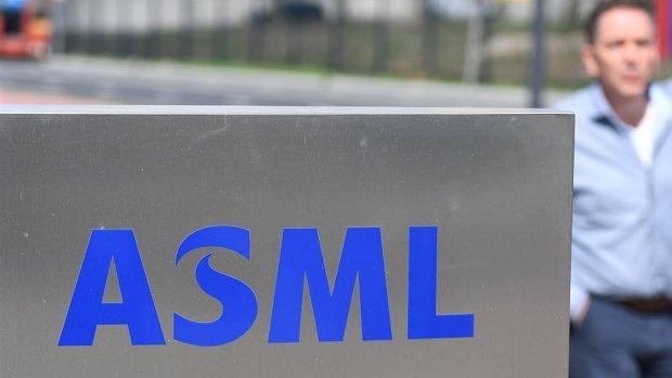 Meer omzet, minder winst voor ASML