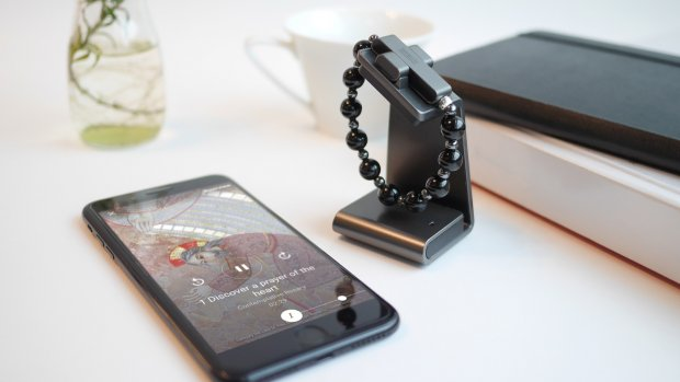 Vaticaan verkoopt nu een rozenkrans met Bluetooth