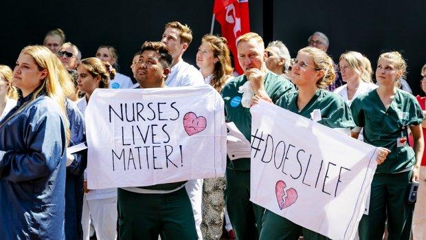 Vakbonden willen landelijke ziekenhuisstaking op 20 november