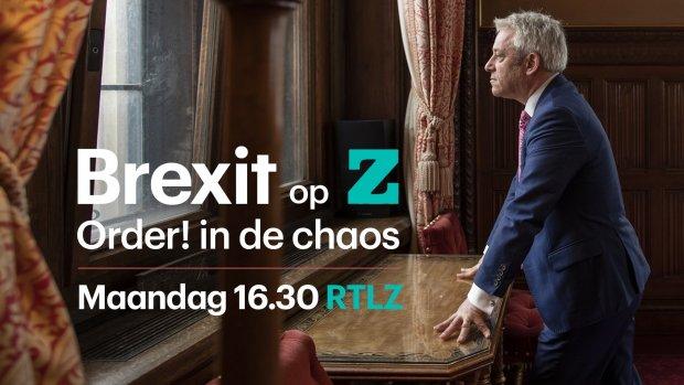 Maandag extra uitzending op RTL Z: hoe verder met de brexit?