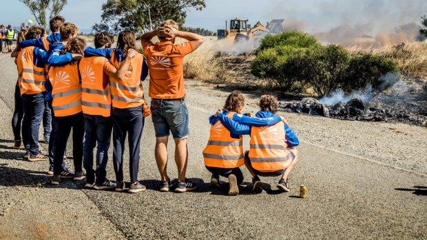 Zonneauto TU Delft uitgebrand: 'Er is niets van over'