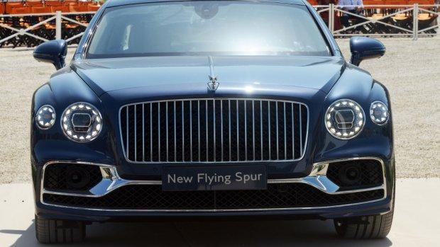 De nieuwe Bentley Flying Spur: luxe met 333 kilometer per uur