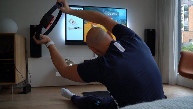 Getest: deze Nintendo-gadget maakt van fitness een game