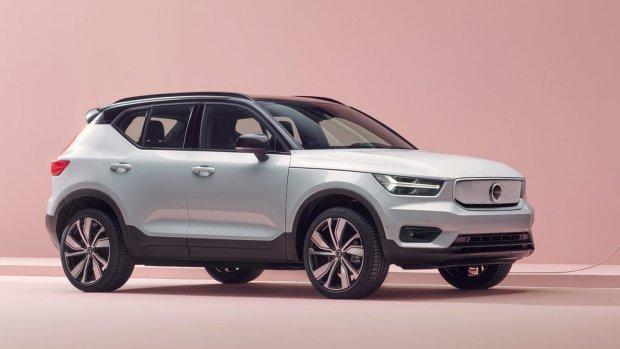 Eerste volledig elektrische Volvo aangekondigd