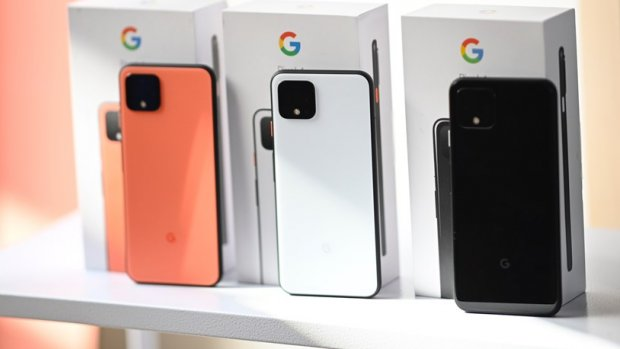 Gezichtsdetectie Google Pixel 4 nog maanden onveilig