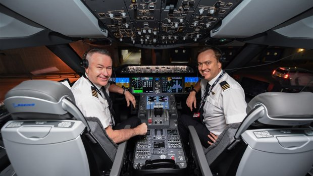 Langste lijnvlucht ooit volbracht: van New York naar Sydney