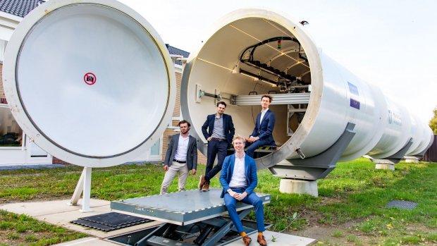 Delfts hyperloopbedrijf Hardt krijgt miljoeneninvestering